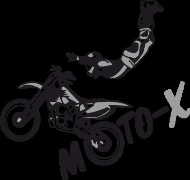 Принт Подушка Moto-X - FatLine