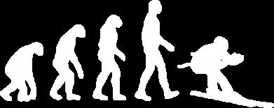 ����� ������� �������� � V-�������� ������� Ski evolution - FatLine