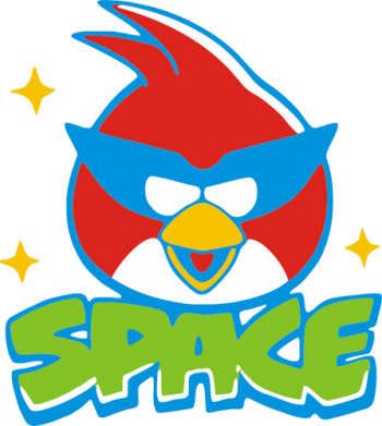 ����� ������� ����� Angry Birds Space - FatLine