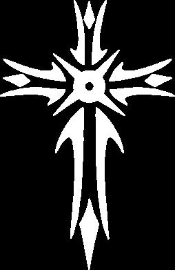 Принт Реглан Крест 2 - FatLine