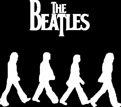 Принт Женская футболка поло Beatles Group - FatLine