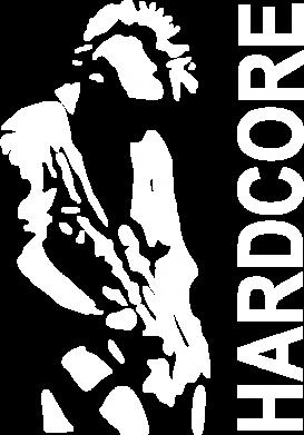 Принт Женская футболка поло Harcore - FatLine