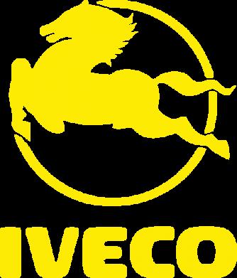 Принт Женская майка IVECO - FatLine