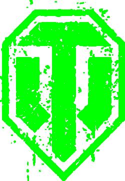 ����� ����� WOT Logo - FatLine