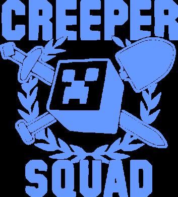Принт Кружка 320ml Creeper Squad - FatLine