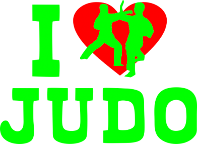 ����� ������ ��� ���� I love Judo - FatLine
