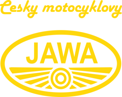 Принт Мужская майка Java Cesky Motocyclovy - FatLine