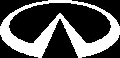 Принт Майка-тельняшка Infiniti logo - FatLine