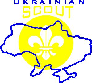 Принт Футболка Поло Ukrainian Scout Map - FatLine