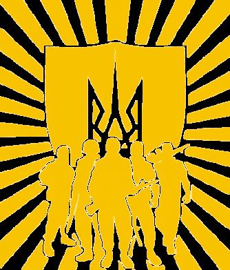 Принт Детская футболка Військо українське - FatLine