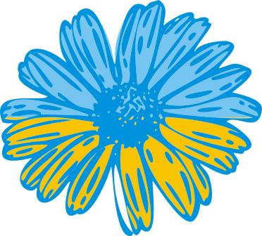 Принт Мужские трусы Українська квітка - FatLine
