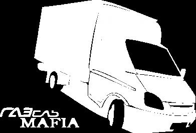 Принт Детская футболка Газель Мафия - FatLine