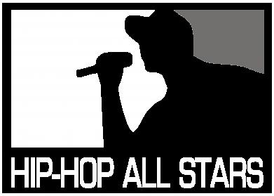 Принт Женская толстовка Hip-hop all stars - FatLine
