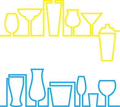 Принт Футболка Поло Best Club Party - FatLine