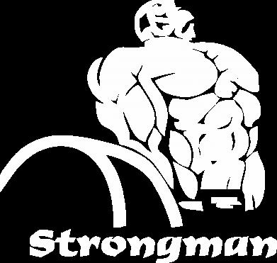 Принт Майка-тельняшка Strongman - FatLine