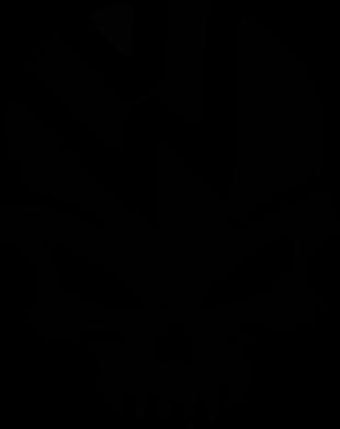Принт Снепбек Volkswagen Skull - FatLine