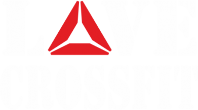 Принт Реглан Love CrossFit - FatLine