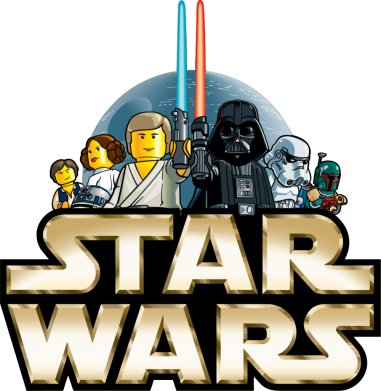 Принт Футболка Поло Star Wars Lego - FatLine