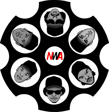 ����� �����-��������� NWA Band - FatLine