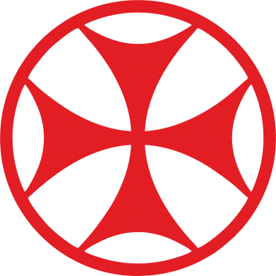 Принт Мужская толстовка Грузинский Крест - FatLine