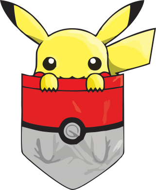����� ������� ����� Pikachu in pocket - FatLine