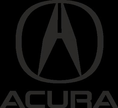 Принт Женская толстовка Acura - FatLine
