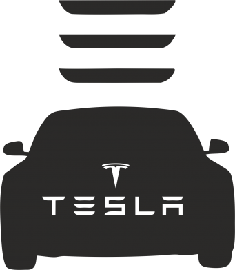 ����� ������� ��������� Tesla Car - FatLine