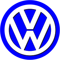 Принт Шапка Volkswagen Logo - FatLine