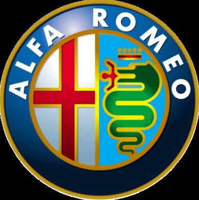 Принт Мужская толстовка на молнии ALFA ROMEO - FatLine