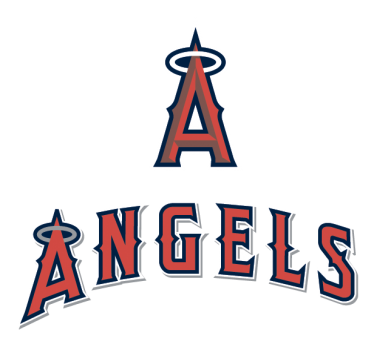 ����� ������� ��������  � V-�������� ������� Anaheim Angels - FatLine