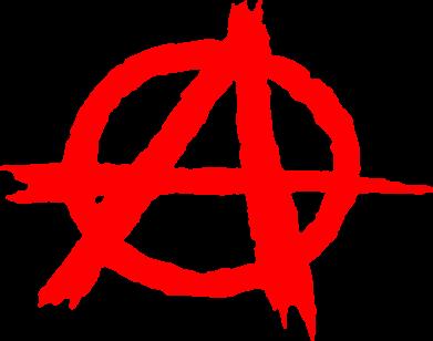 Принт Женские шорты Anarchy - FatLine