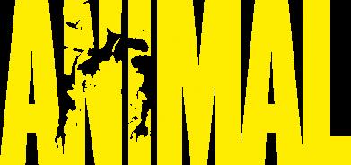Принт Женская футболка поло Animal Powerlifting - FatLine