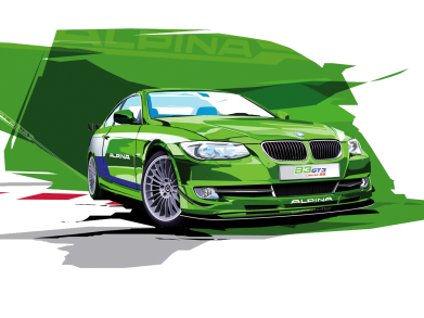 ����� ������ Alpina Art - FatLine