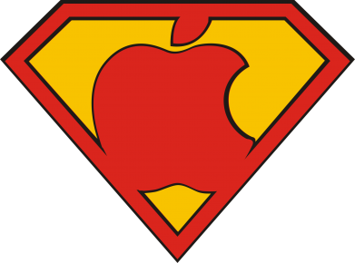 ����� ������ ��� ���� Super apple - FatLine