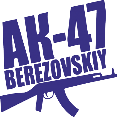 Принт Кружка 320ml AK-47Berezovskiy - FatLine
