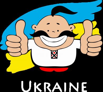 ����� ����������� �������� Ukraine kozak - FatLine