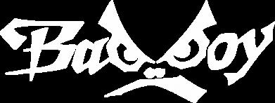 Принт Камуфляжная футболка Bad Boy Logo - FatLine
