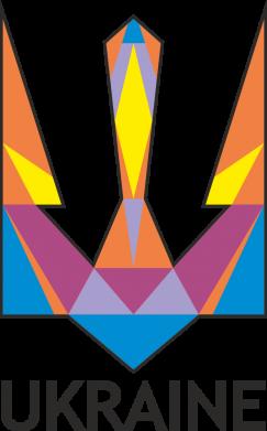 Принт Кружка 320ml Цветной герб - FatLine