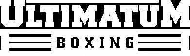 Принт Мужская толстовка на молнии Ultimatum Boxing - FatLine