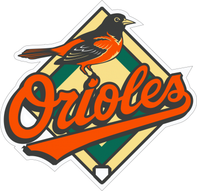 ����� ��������� � ������� ������� Baltimore Orioles - FatLine