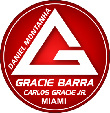 Принт Подушка Gracie Barra Miami - FatLine