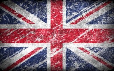 Принт Кружка 320ml Англия - FatLine
