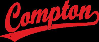 Принт Фартук Compton Vintage - FatLine