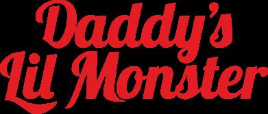 ����� ������ Daddy's Lil Monster - FatLine