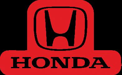 Принт Женская футболка с V-образным вырезом Honda Stik - FatLine