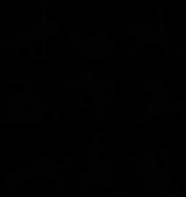 Принт Футболка женская черная (М) Кастиэль - FatLine