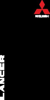 Принт Футболка Поло Mitsubishi Lancer - FatLine