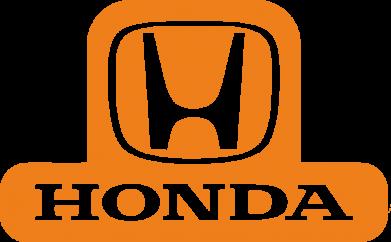 Принт Женская толстовка Honda Stik - FatLine