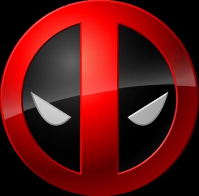 Принт Фартук Deadpool Logo - FatLine