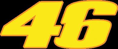 ����� ��������� � ������� ������� 46 Valentino Rossi - FatLine